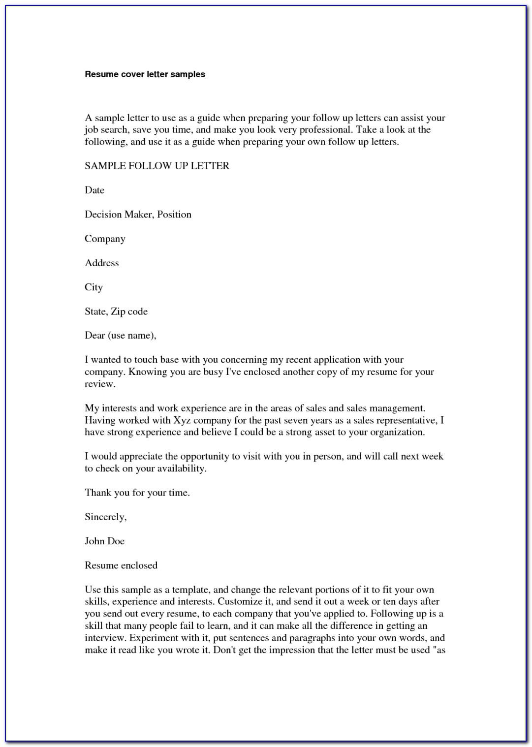 Sample Cover Letter For Resume Template | Resume Examples 2017 Inside Resume Cover Letter Template 2017