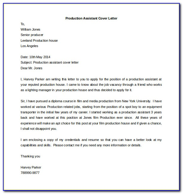 Cover Letter Template Design Free Download