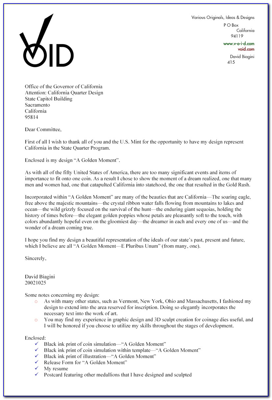 Covering Letter For Tender Proposal Doc