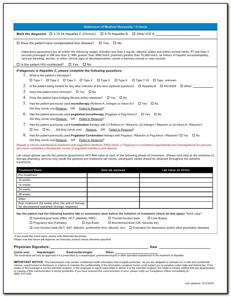 Covermymeds Prior Authorization Form Pdf