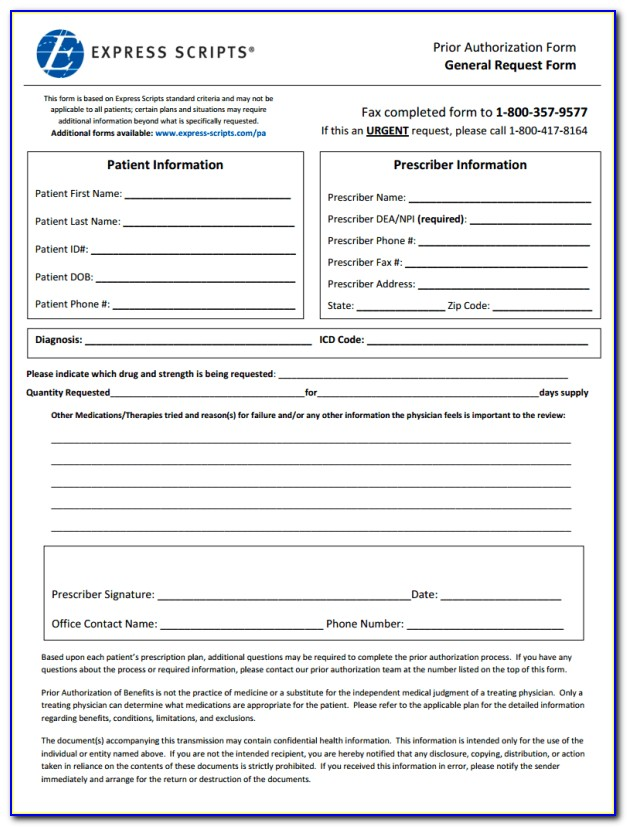 Cvs Caremark Medicare Part B Prior Authorization Form