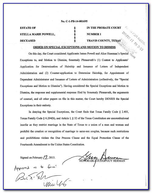 Dallas County Divorce Filing Fee