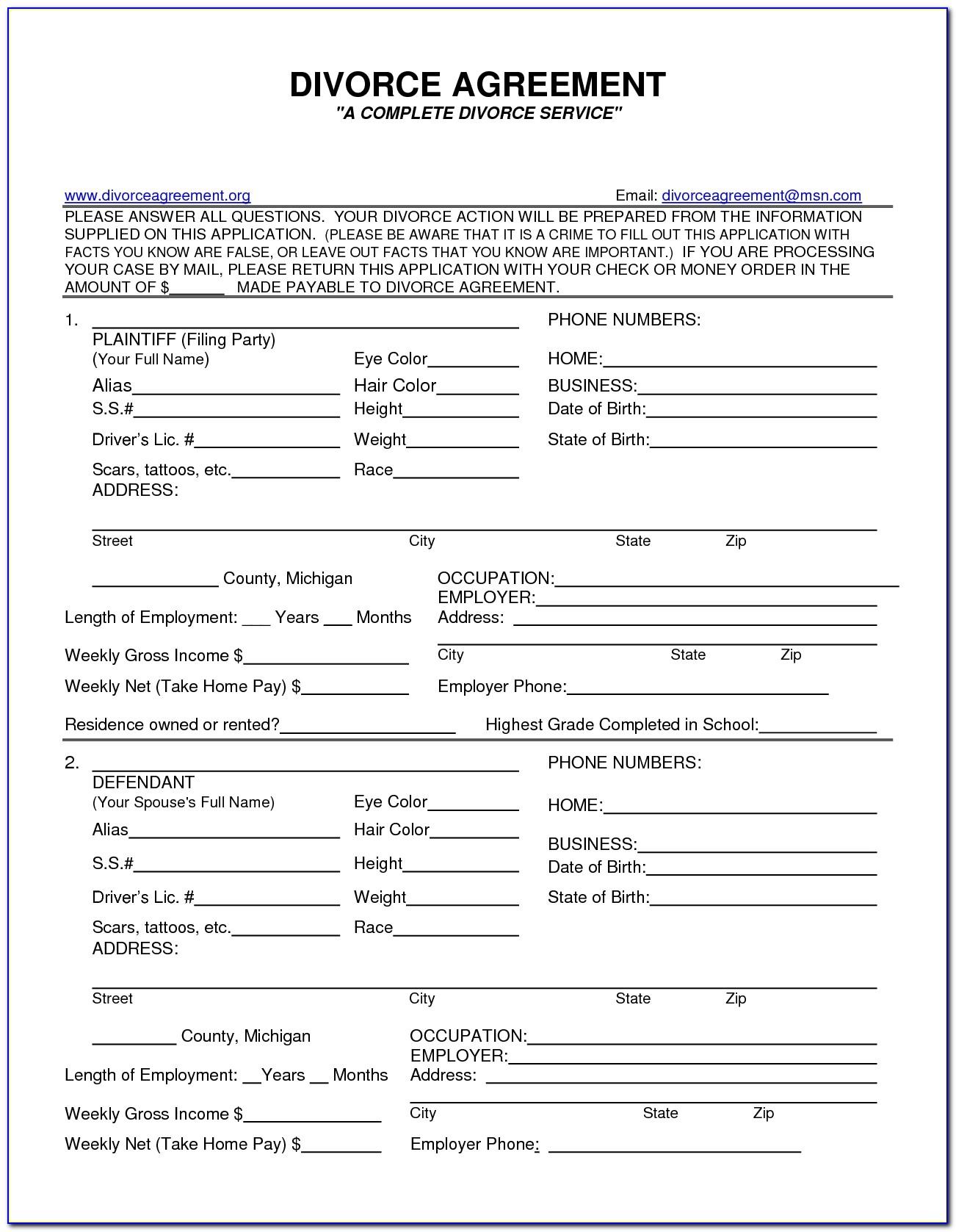 Fake Divorce Papers Pdf | Worksheet To Print | Fake Divorce Papers With Regard To Fake Divorce Papers To Print