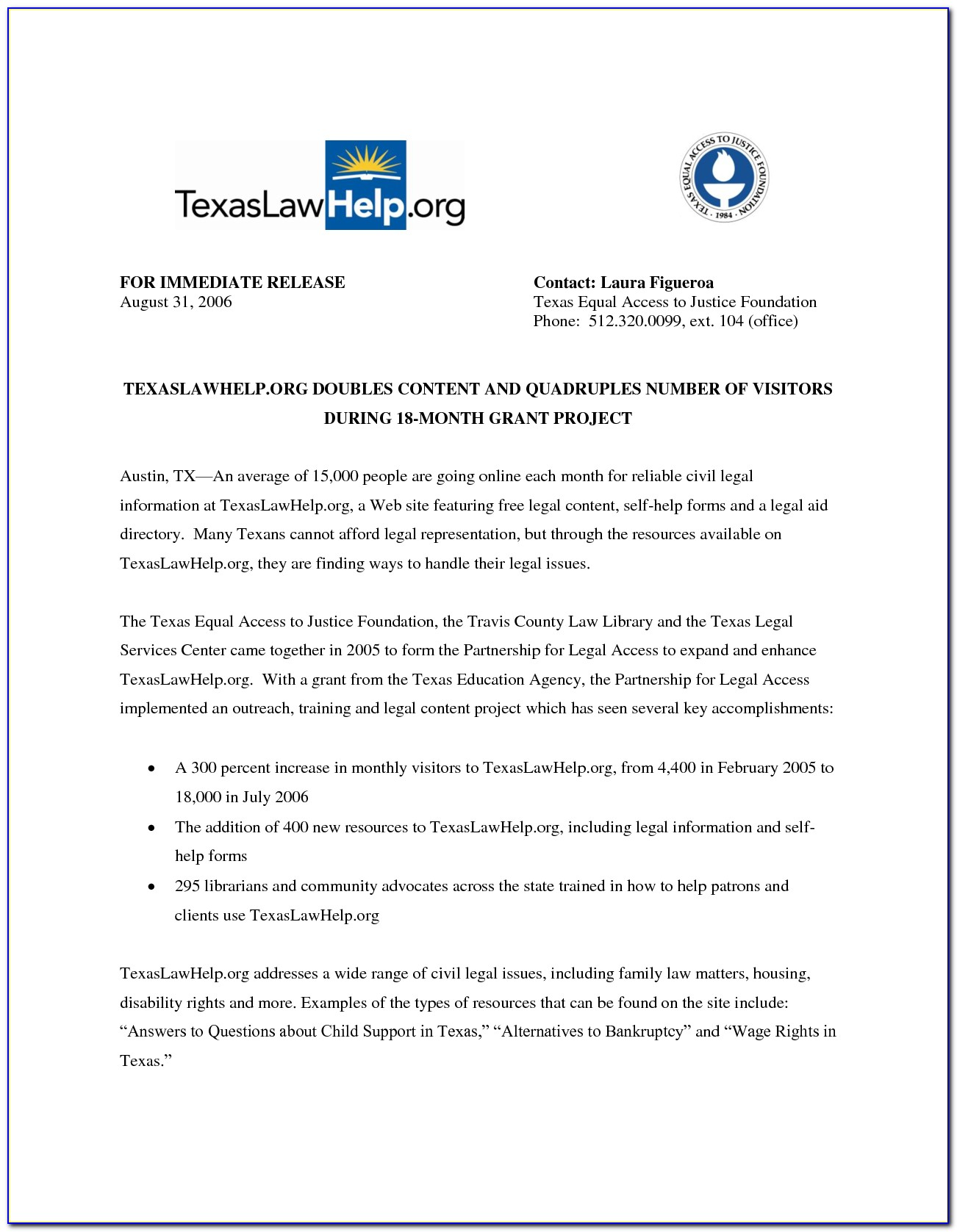 Divorce Petition In Texas Sample