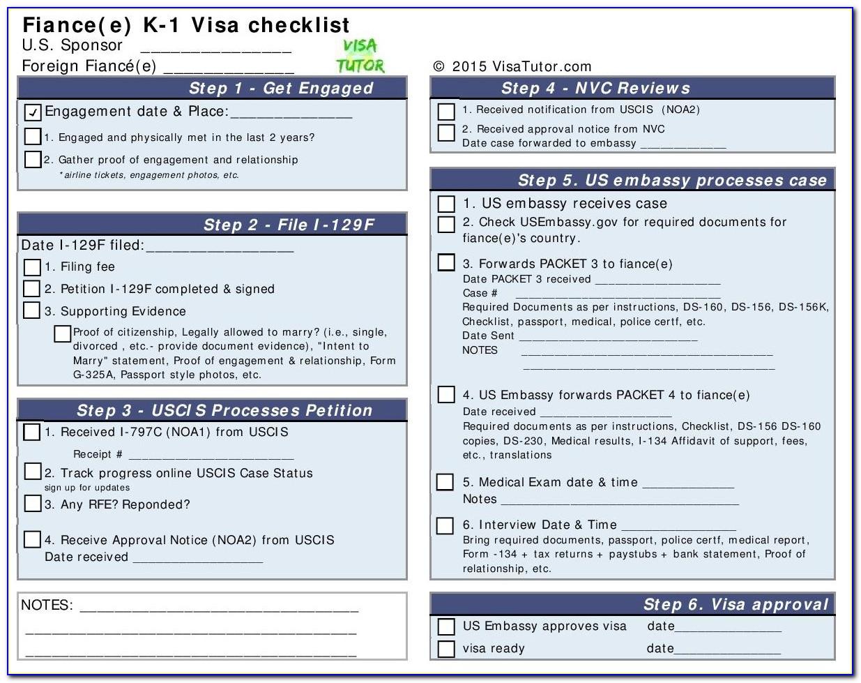 Fiance Visa Documents Uk