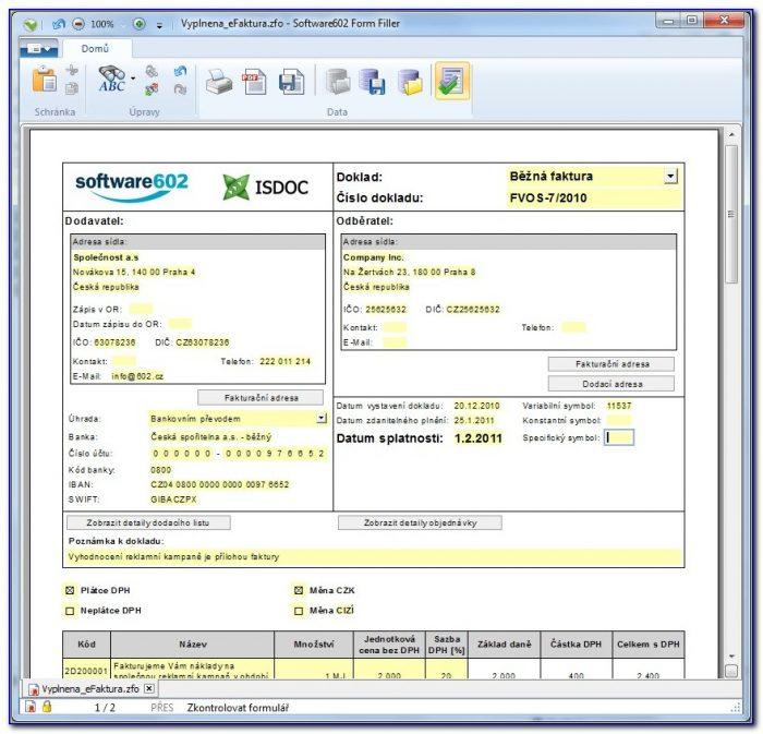 Form Filler Software For Windows 10