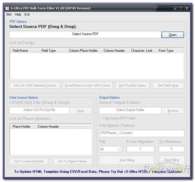 Form Filler Software For Windows 7