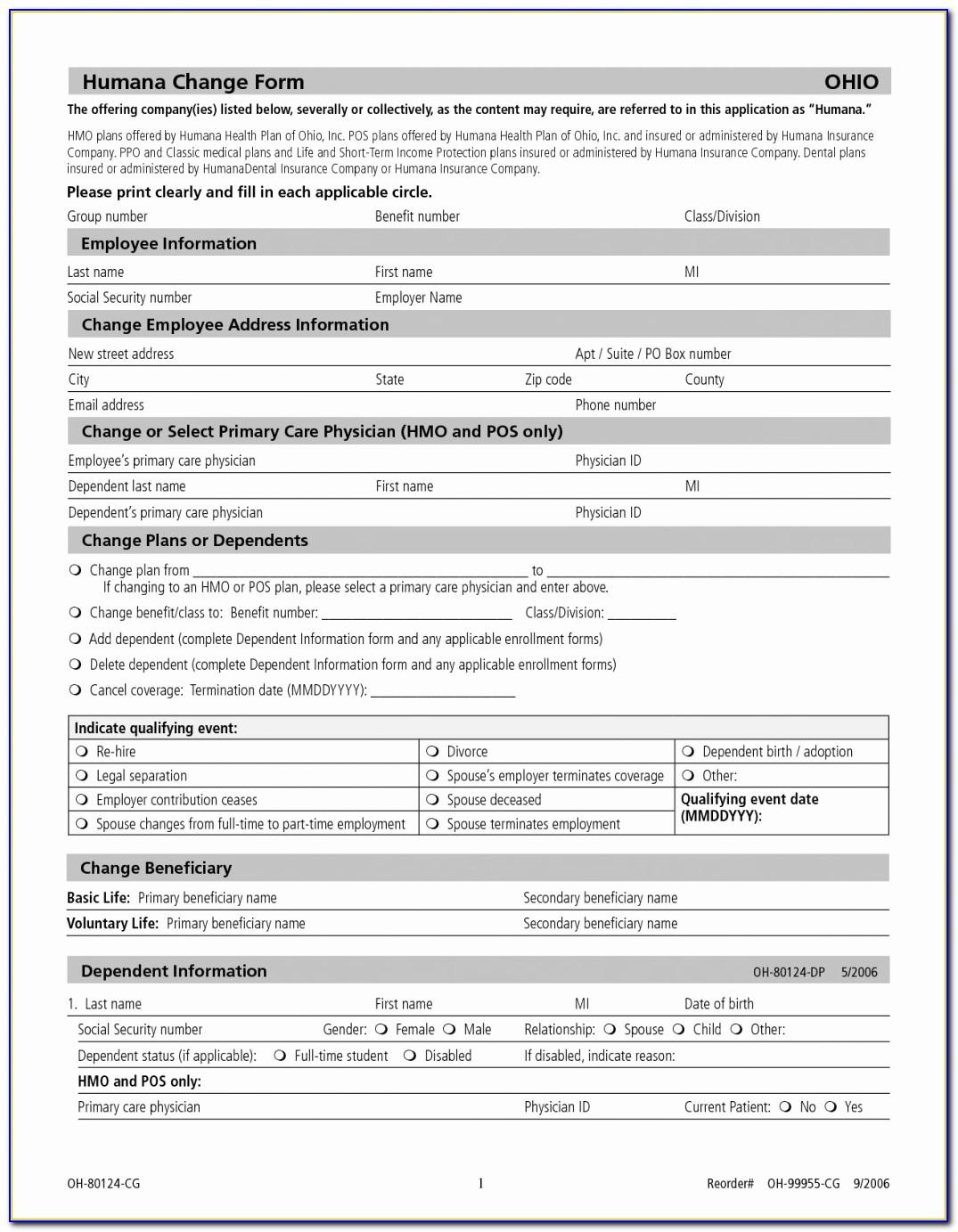 Humana Prior Authorization Form Elegant Humana Prior Authorization Form Business Templates Request For