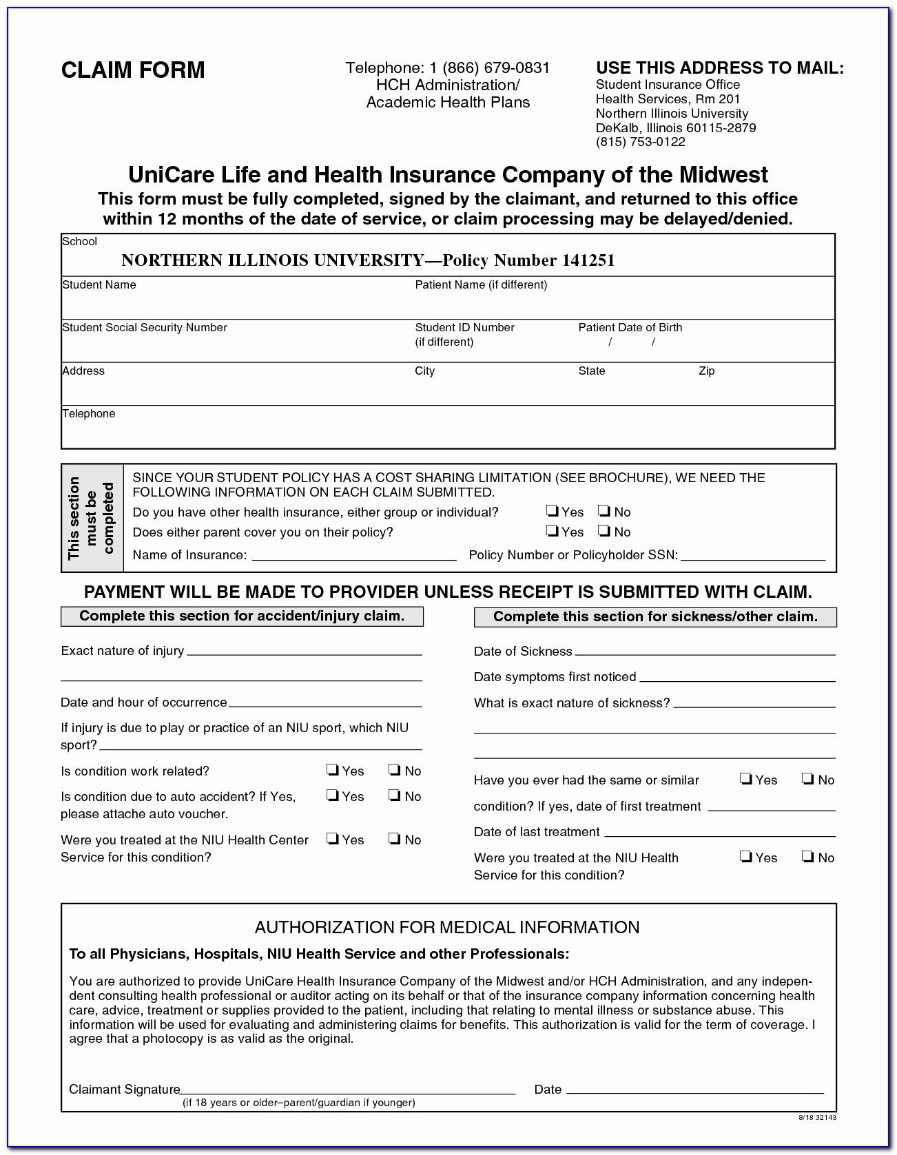 Stonebridge Life Insurance Death Claim Forms - Form ...