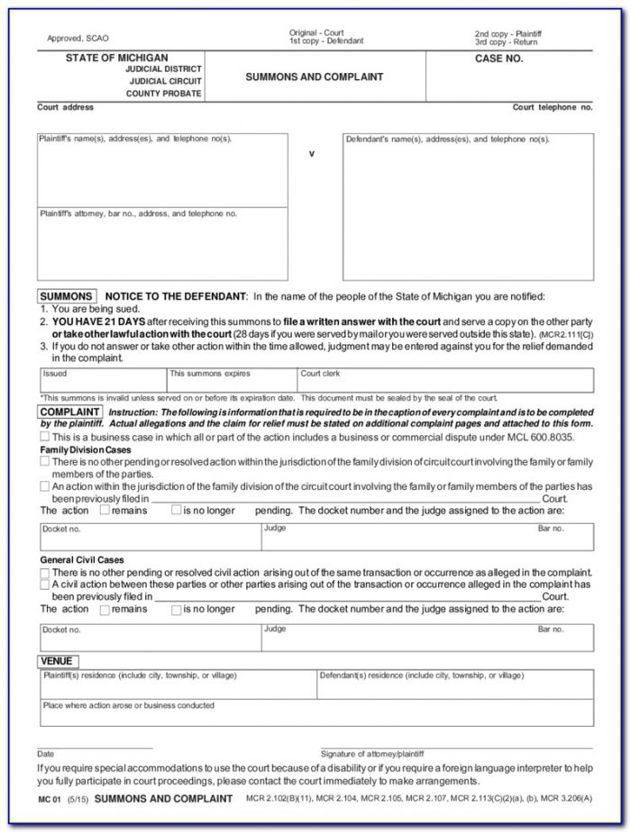 Ny Divorce Forms Statement Of Net Worth