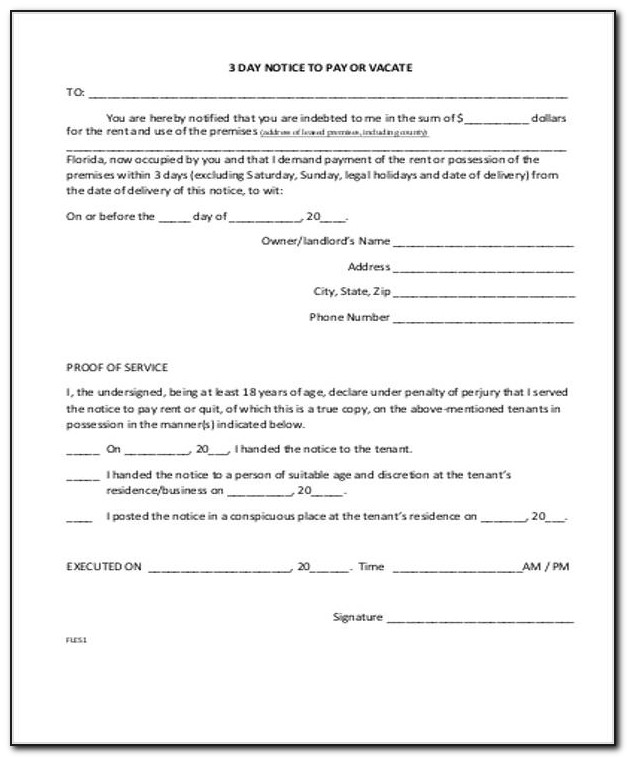 Orange County Florida Eviction Forms