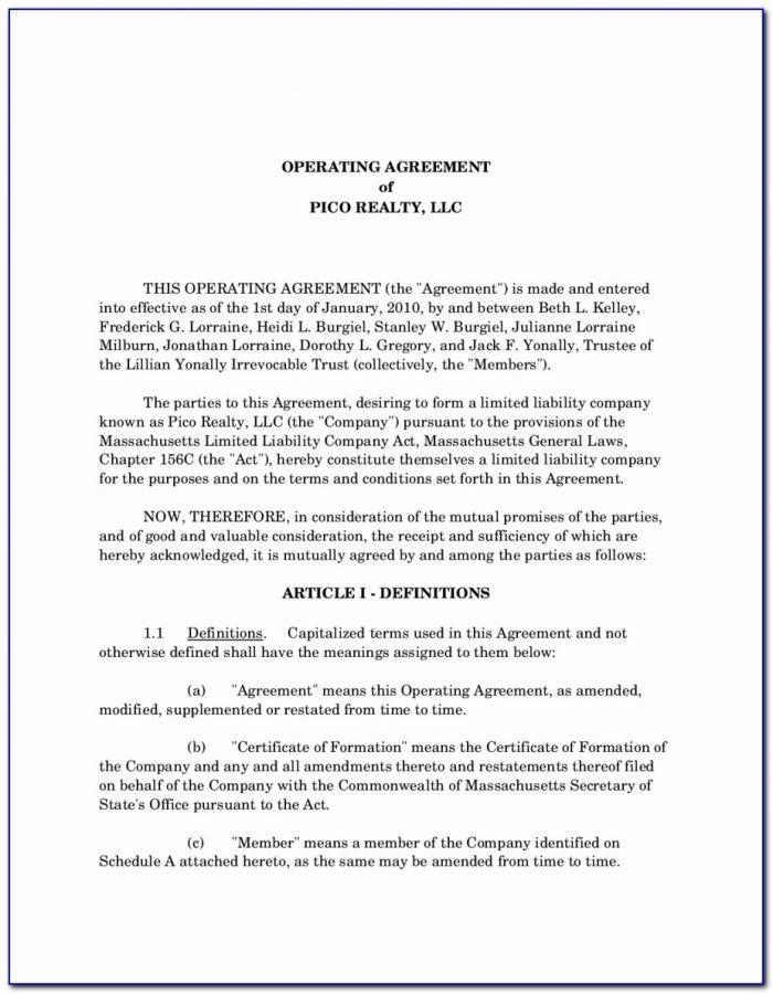 Postnuptial Agreement Form Virginia