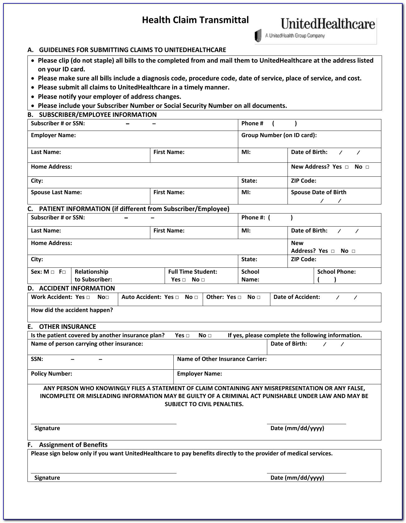 Printable Passport Renewal Form Usa