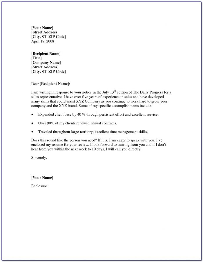 Professional Cover Letter Writers