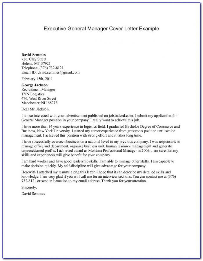 Resume Cover Letter Pdf Download