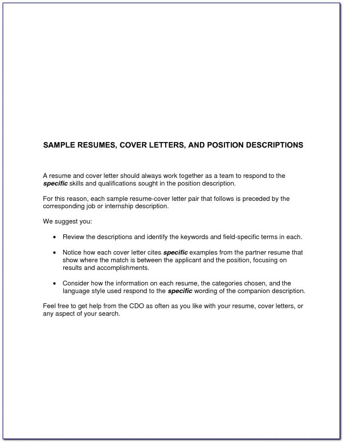 Cv Cover Letter Email Example Within Examples Of Cover Letter For Resume Template