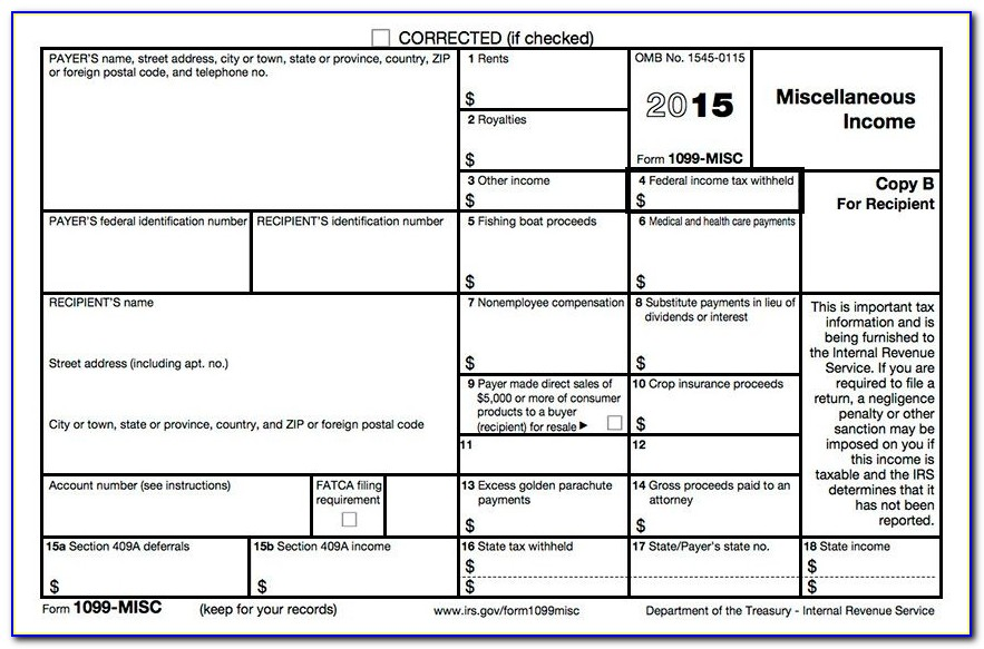 Complete Guide To Taxes For The Self Employed|complete Guide To In 1099 Form