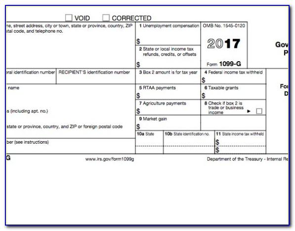 1099 Misc Form 2017 Order