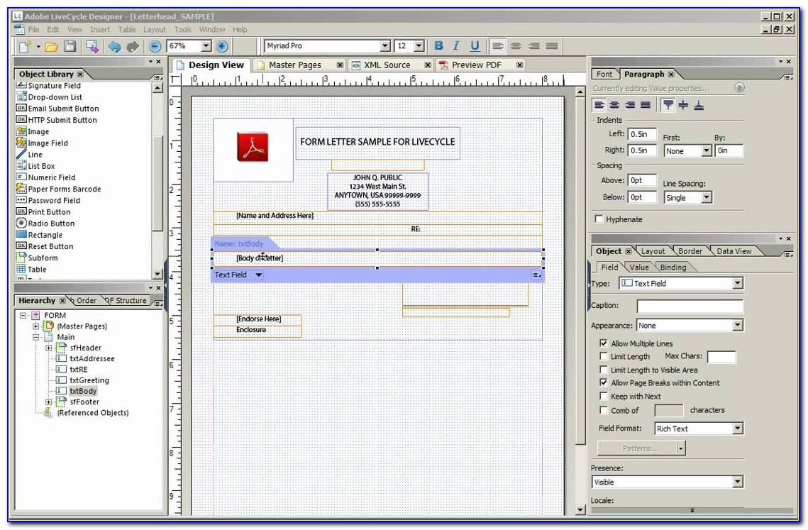 Adobe Forms Designer Jobs