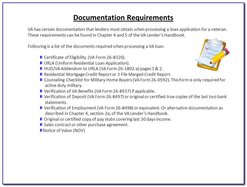 Certificate Eligibility Va Form 26 8320