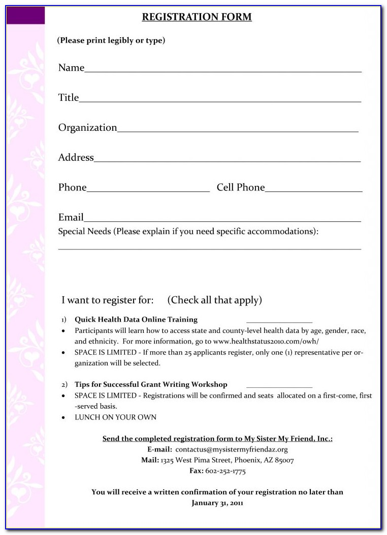 Chase Ach Enrollment Form