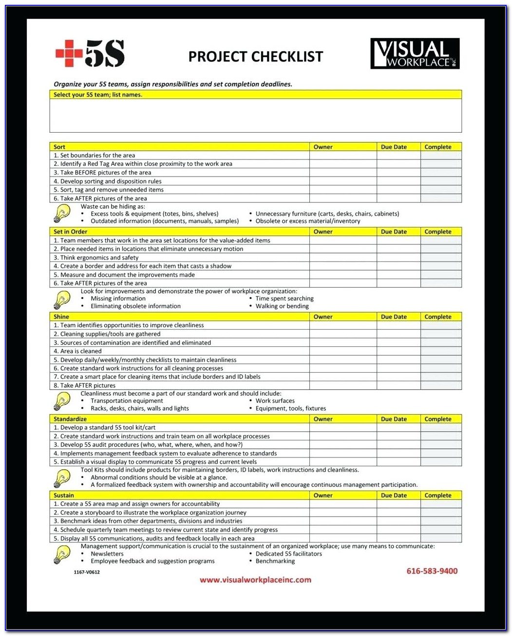 Construction Project Management Standard Forms