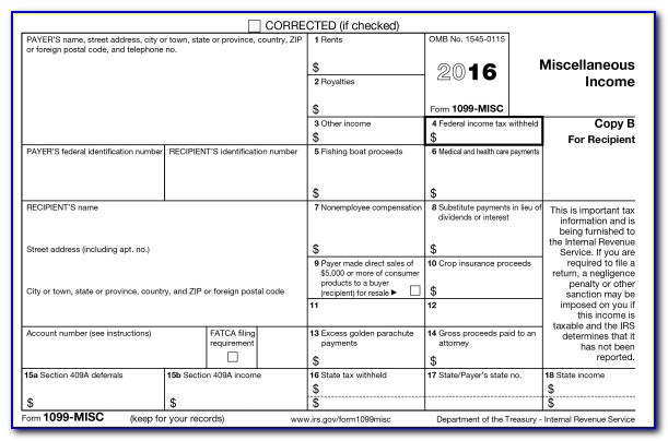 Employer Identification Number W2 Form