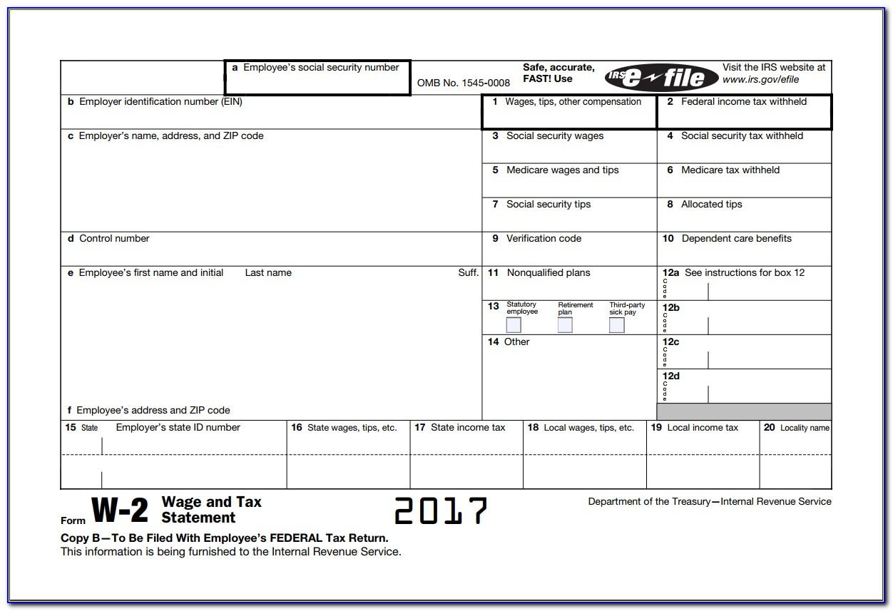 Employer W2 Forms Online