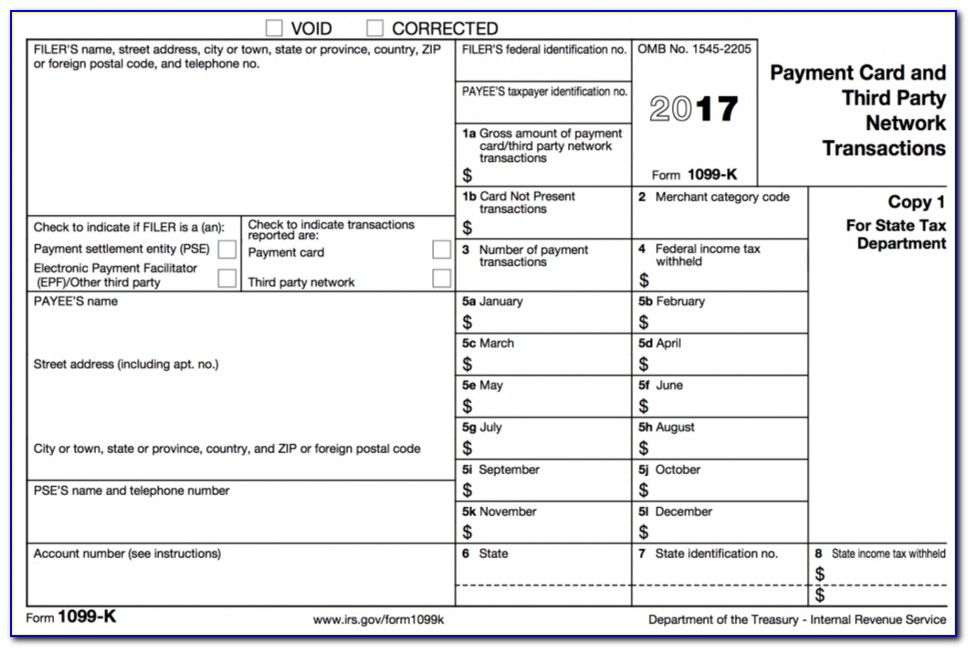 Form 1099 Tax Rate
