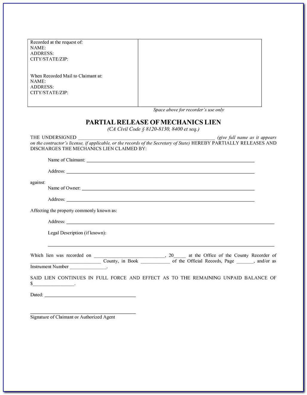 Free Texas Small Estate Affidavit Form