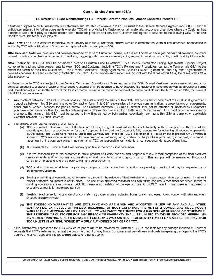 Gsa Application Forms