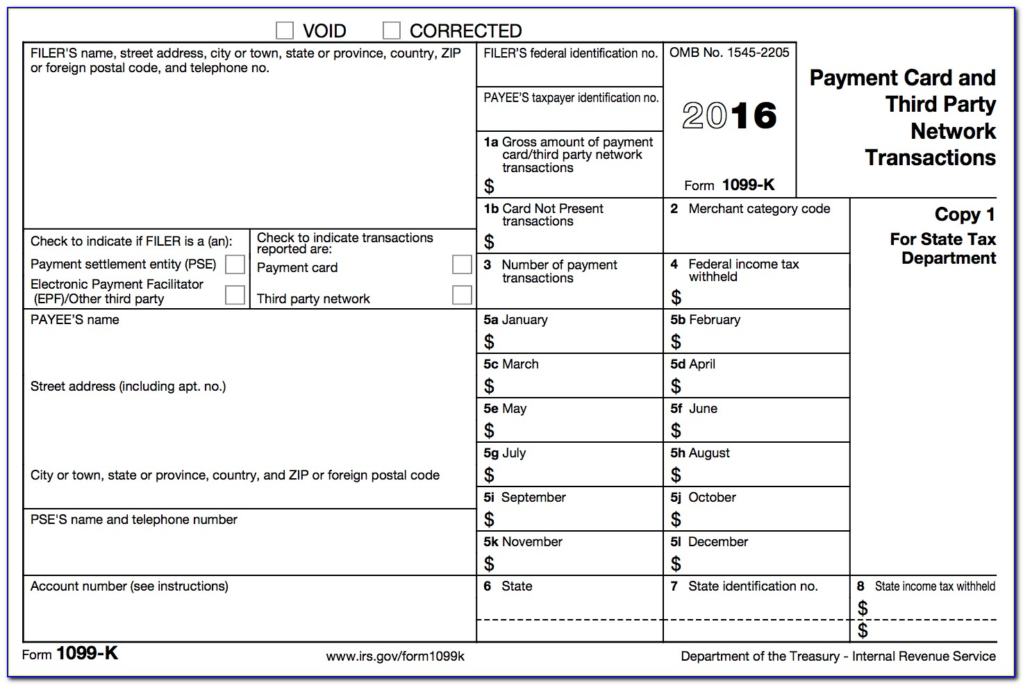 How To File Tax Form 1099 Misc