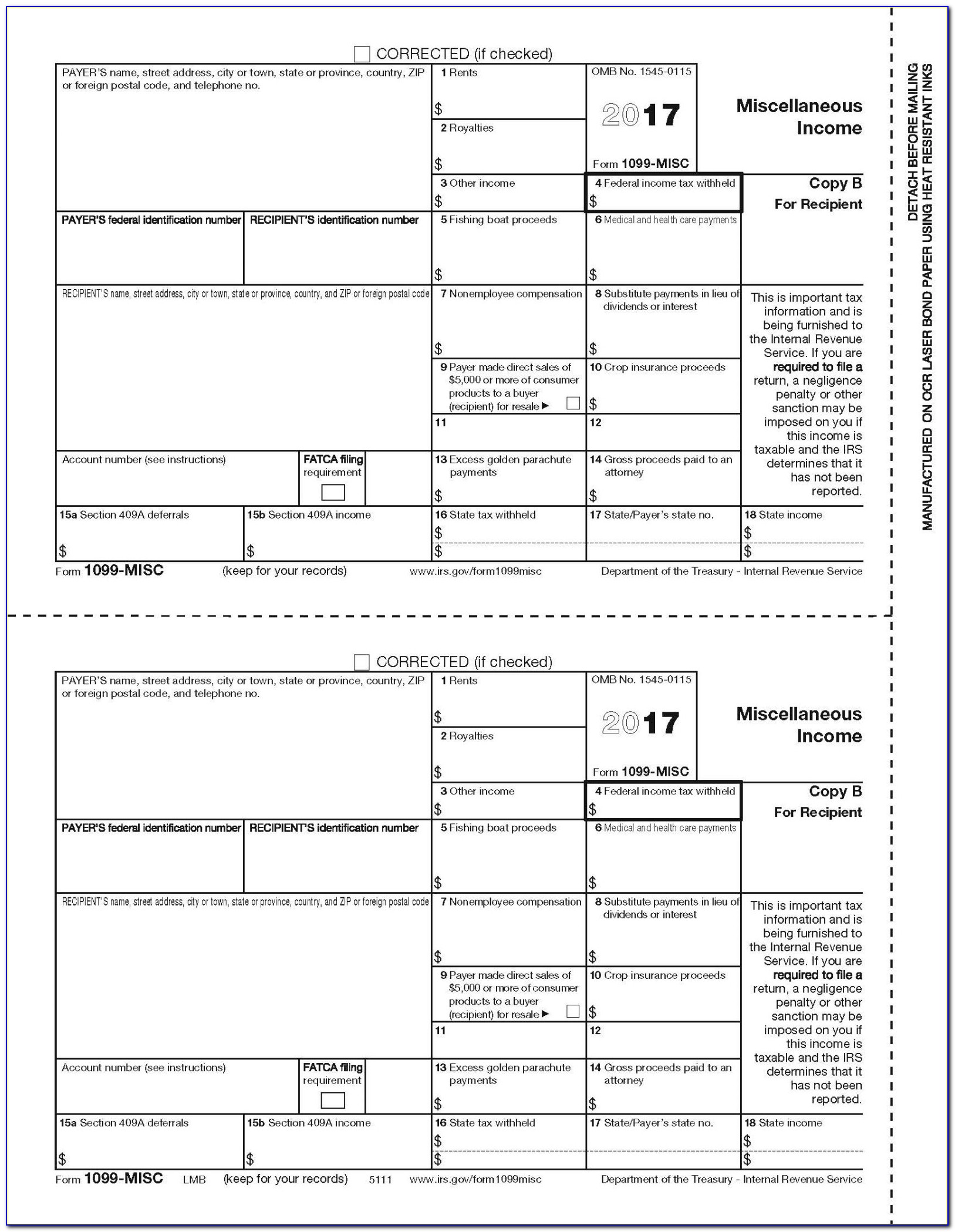 Irs 1099 Form 2014 Instructions