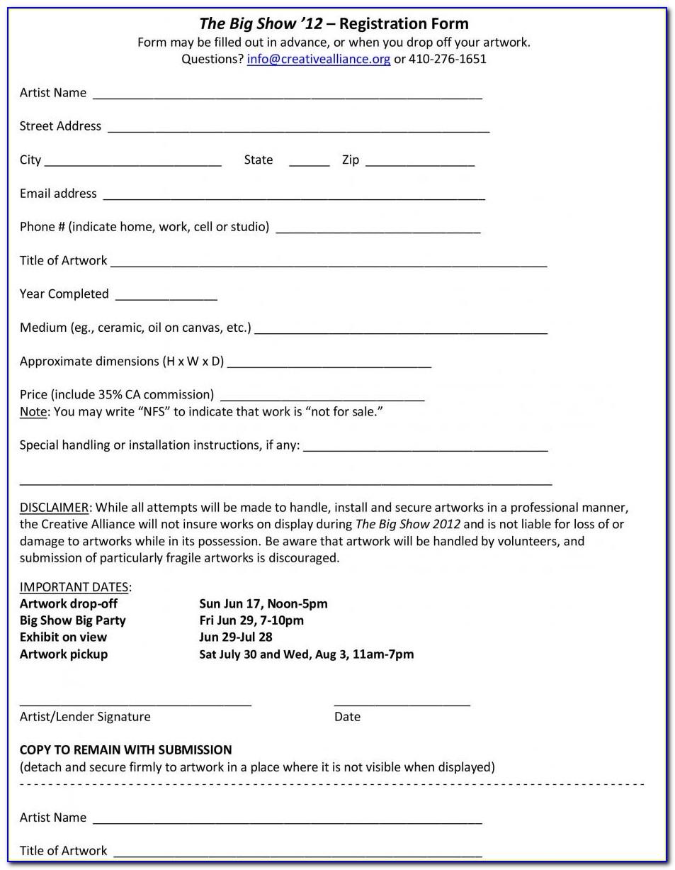 Loan Agreement Sample Form