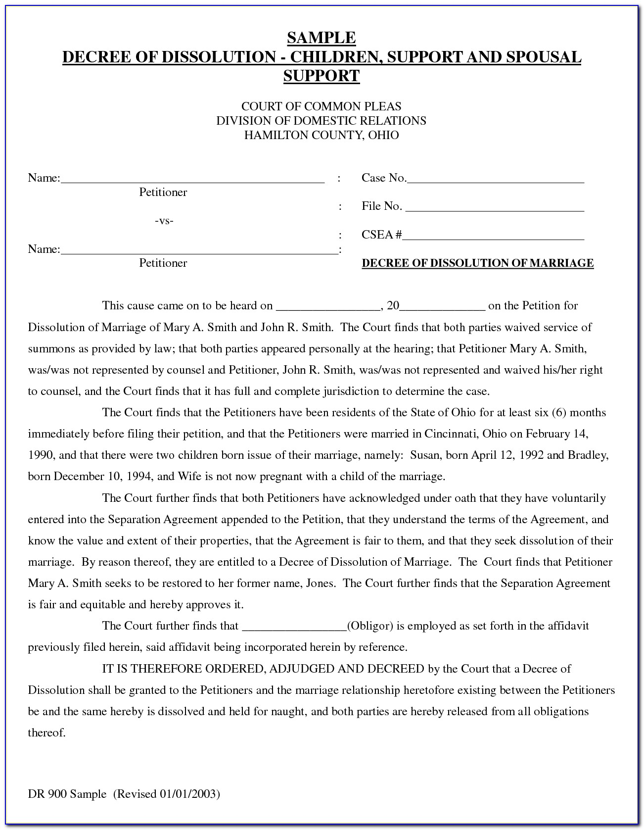 Logan County Oklahoma Divorce Forms
