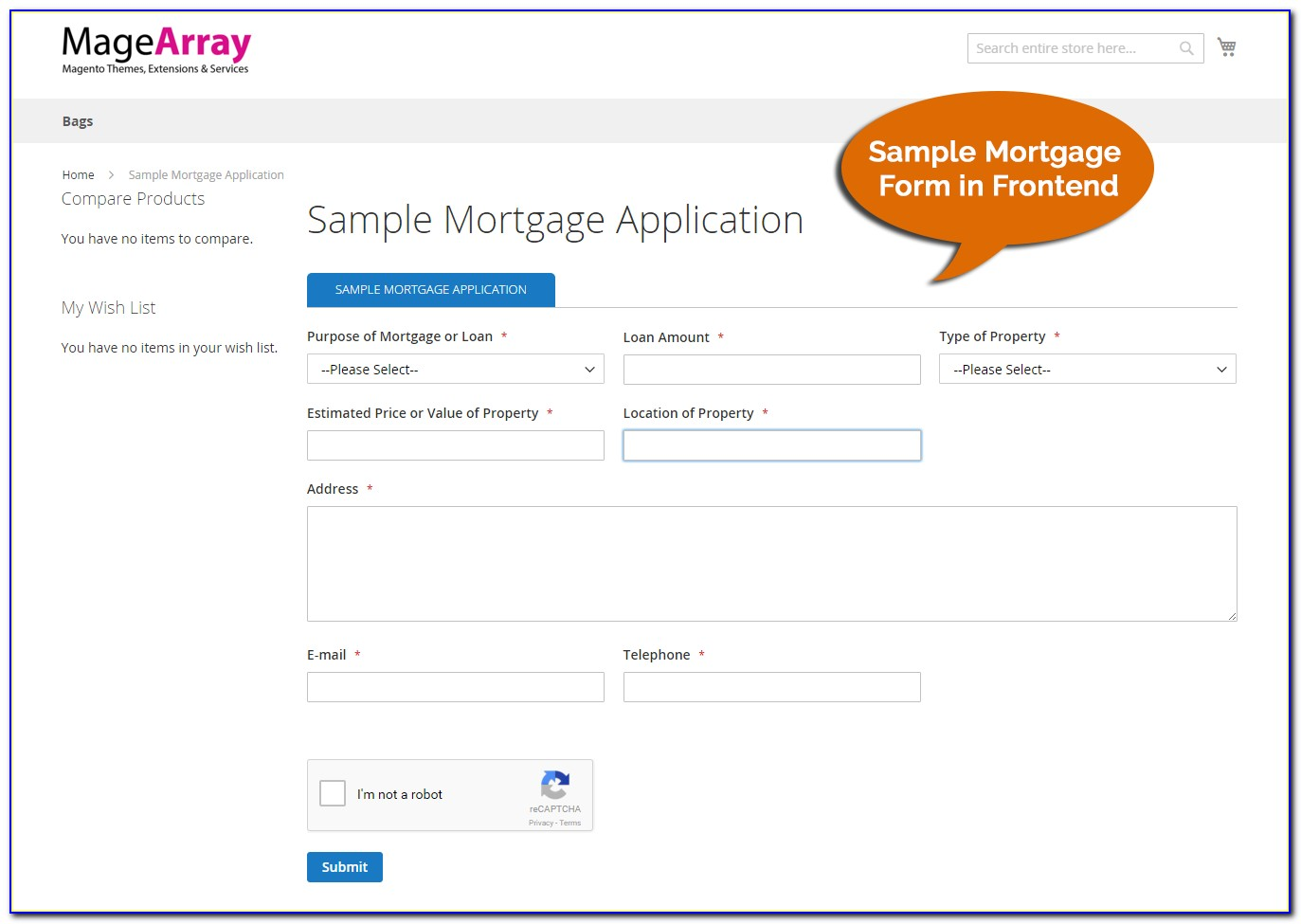 Magento Form Builder Extension Free