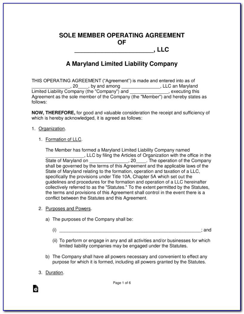 Maryland Llc Tax Forms