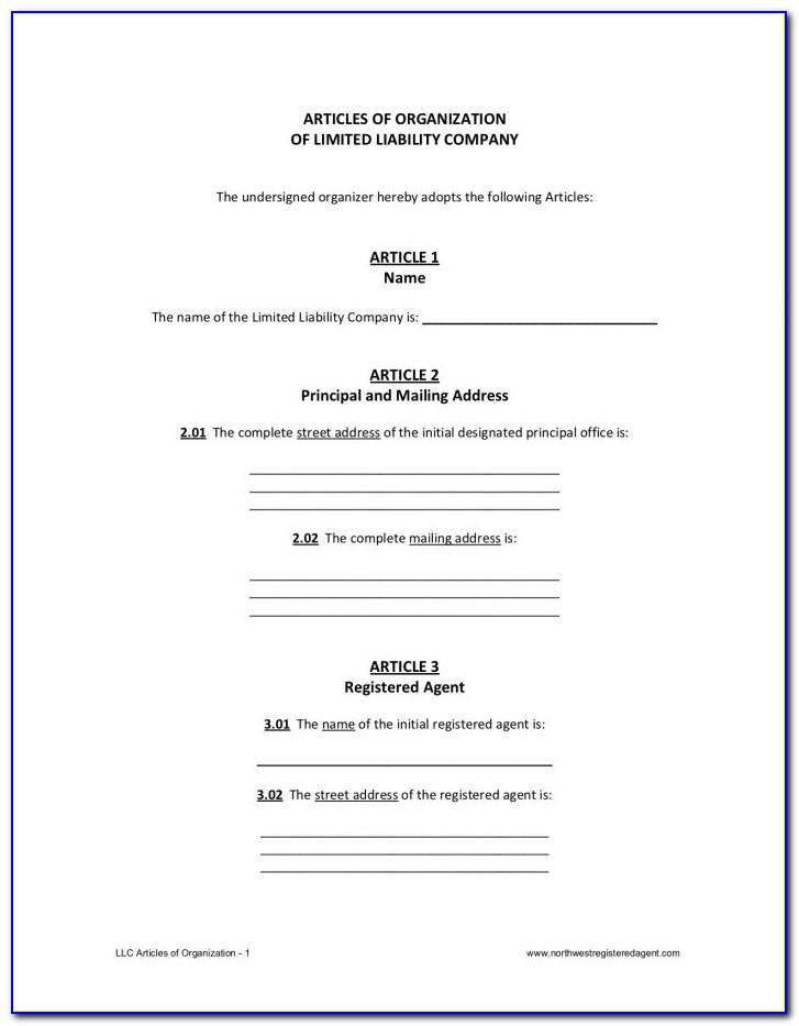 Maryland Secretary Of State Llc Forms