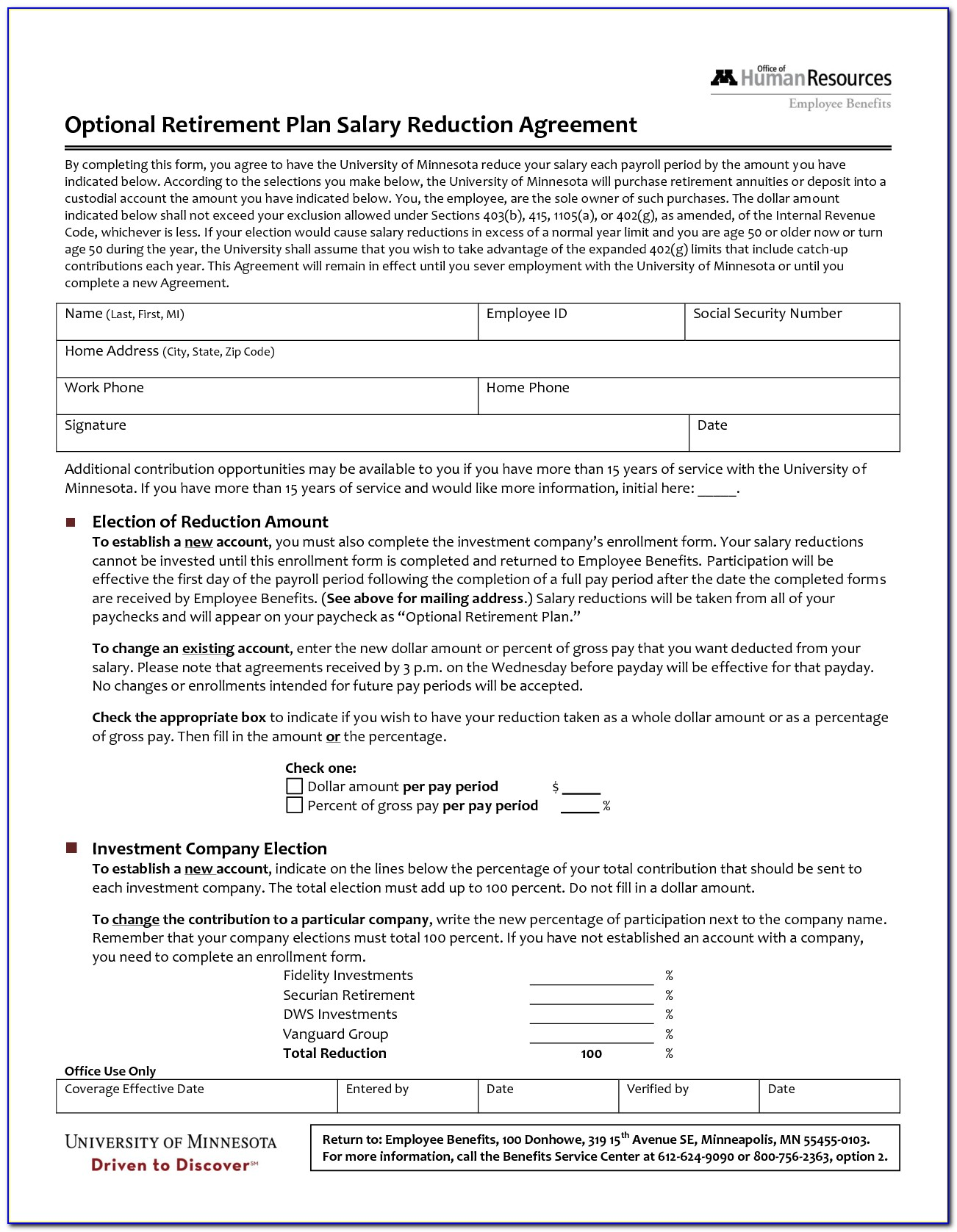 Minnesota Purchase Agreement Form Free