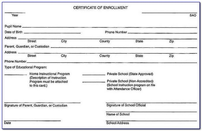 Mississippi Homeschool Form