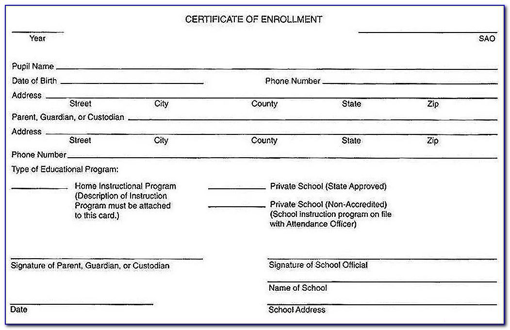 Mississippi Homeschool Form