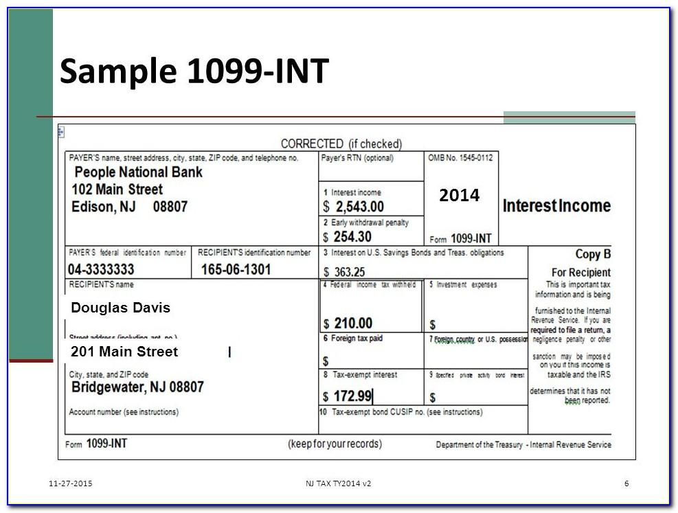 1099 form nj  Nj 11 Form Download - Form : Resume Examples #JxDNKXp11N11
