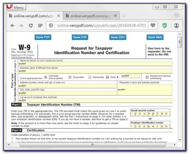 Online Pdf Editor Form Filler