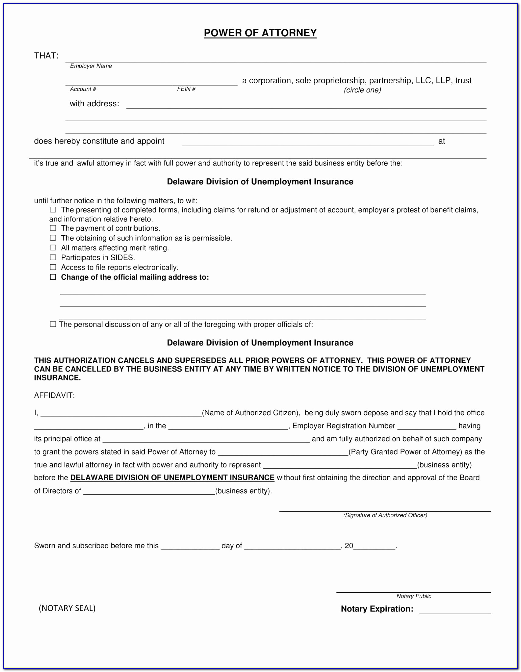 Power Of Attorney Form Indiana Beautiful Indiana Durable Power Attorney Form Pdf Inspirational Power