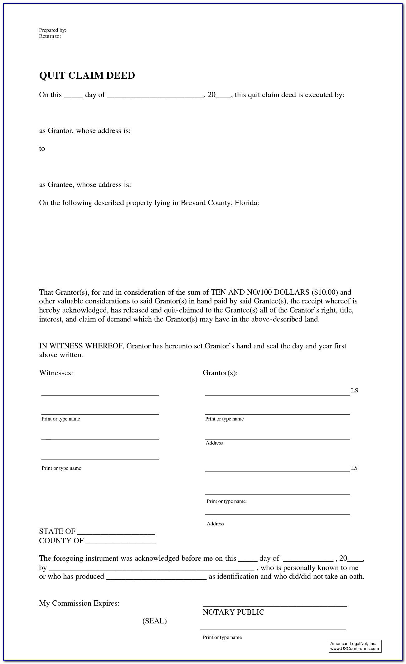 Seminole County Fl Divorce Forms