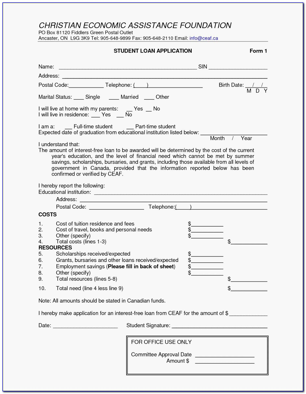 Sss Loan Form Sample Agreement Letter Format New Loan Agreement Letter Format Example 20