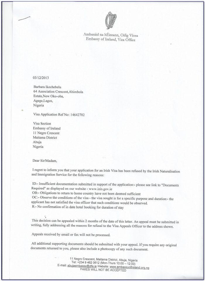 Uk Visa Application Form For Nigerian Citizens