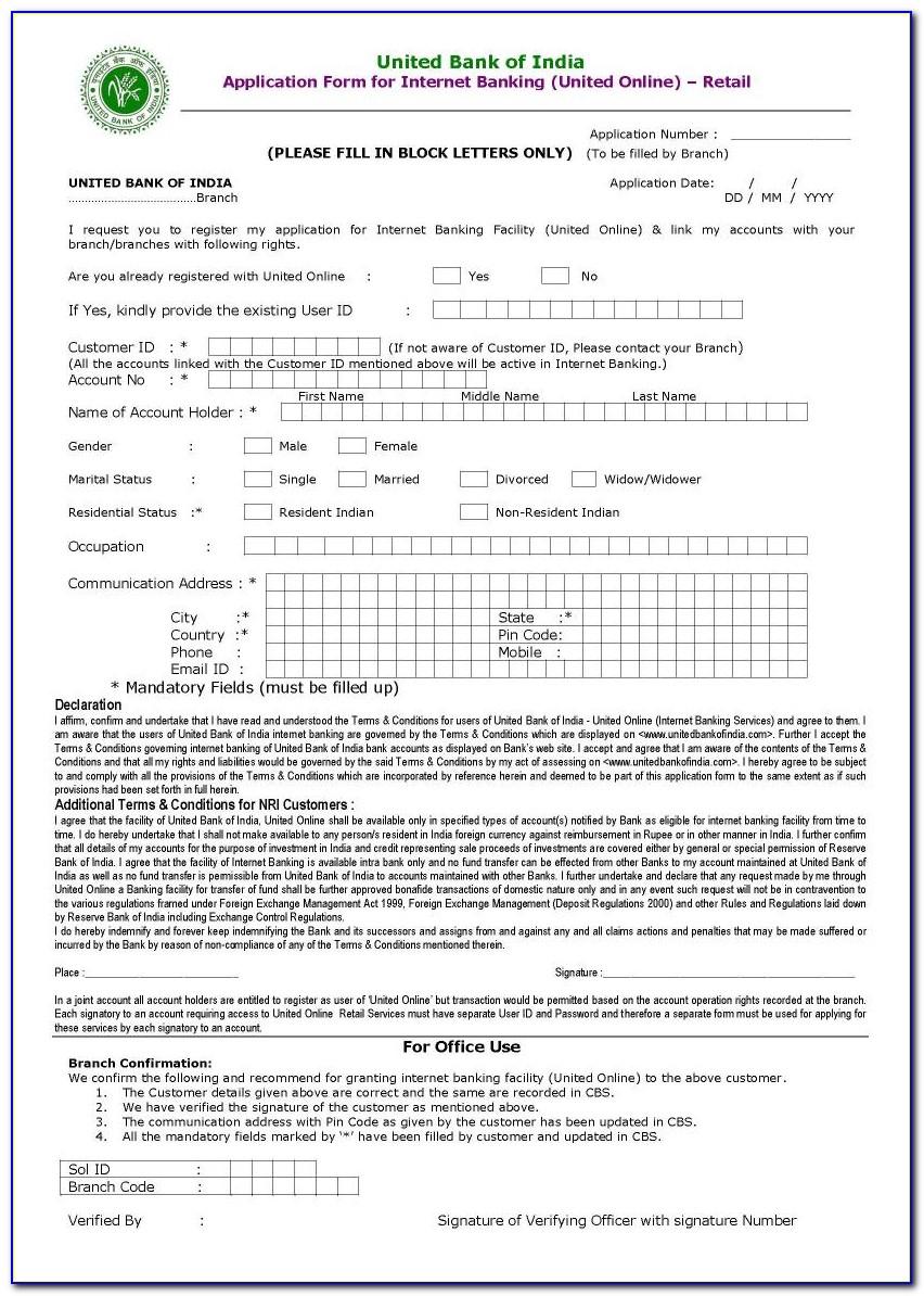 Uob Credit Card Application Form Malaysia