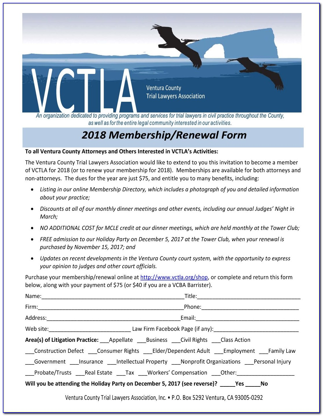 Ventura County Probate Court Forms