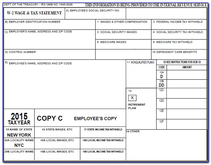 w2 form nyc  W1111 Form Ny - Form : Resume Examples #aEDvX11110O11Y